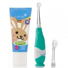 brush-baby輕鬆刷寶寶潔牙組