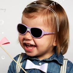 <font color=Fuchsia><b>舊款特賣 </b></font>法國KI ET LA-Jokaki喬克奇幼兒太陽眼鏡(12-30 months 粉藕)