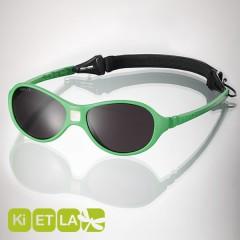 <font color=Fuchsia><b>舊款特賣 </b></font>法國KI ET LA-Jokaki喬克奇幼兒太陽眼鏡(12-30 months 松綠)